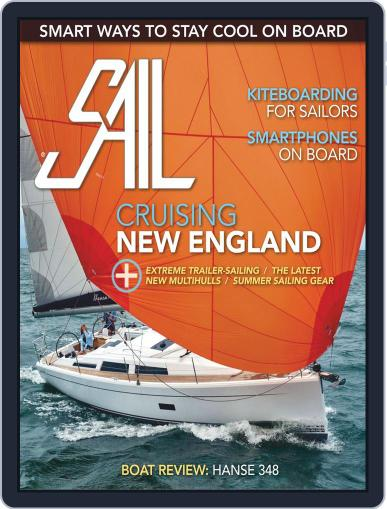 SAIL (Digital) July 1st, 2019 Issue Cover
