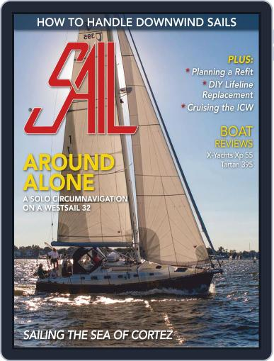 SAIL (Digital) March 31st, 2019 Issue Cover