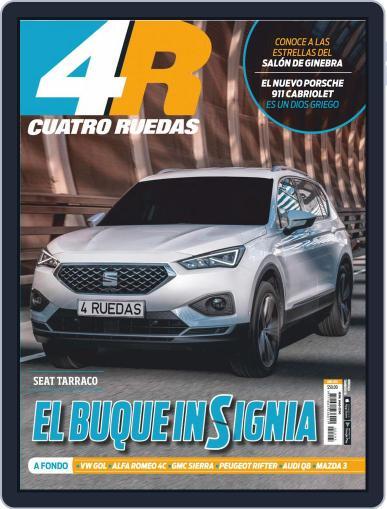 4ruedas (Digital) April 1st, 2019 Issue Cover