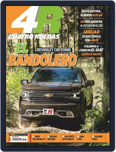 4ruedas (Digital) February 1st, 2019 Issue Cover