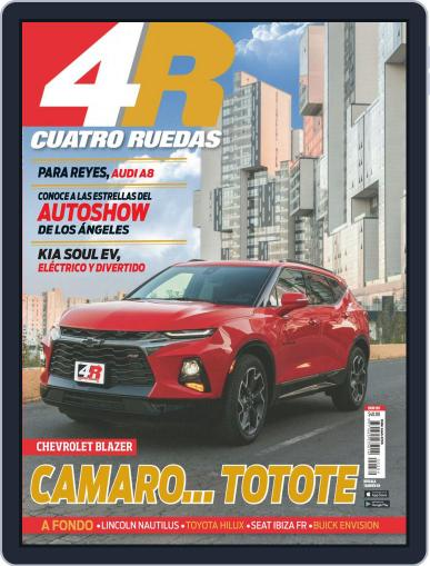 4ruedas (Digital) January 1st, 2019 Issue Cover
