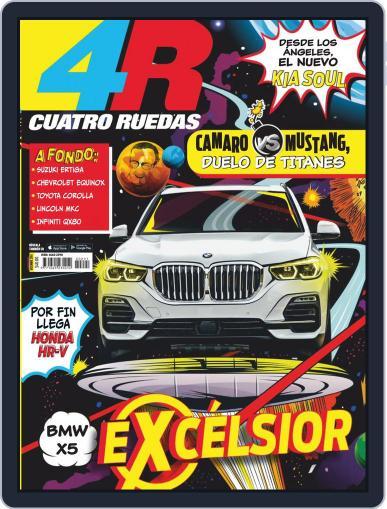 4ruedas (Digital) December 1st, 2018 Issue Cover