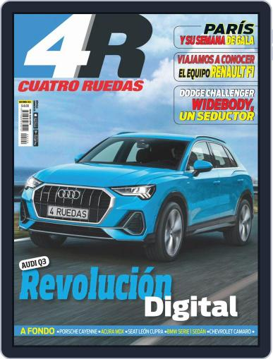 4ruedas (Digital) November 1st, 2018 Issue Cover