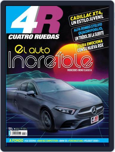 4ruedas (Digital) October 1st, 2018 Issue Cover