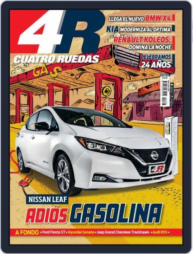 4ruedas (Digital) September 1st, 2018 Issue Cover