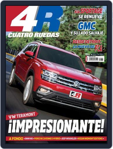 4ruedas (Digital) August 1st, 2018 Issue Cover