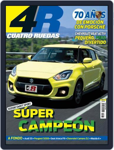 4ruedas (Digital) June 1st, 2018 Issue Cover