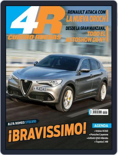 4ruedas (Digital) May 1st, 2018 Issue Cover