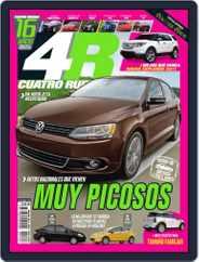 4ruedas (Digital) Subscription August 31st, 2010 Issue