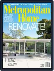 Metropolitan Home (Digital) Subscription September 1st, 2009 Issue