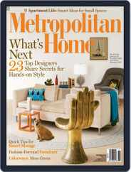 Metropolitan Home (Digital) Subscription October 6th, 2008 Issue