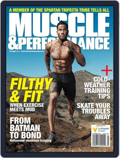 Muscle & Performance December 1st, 2013 Digital Back Issue Cover