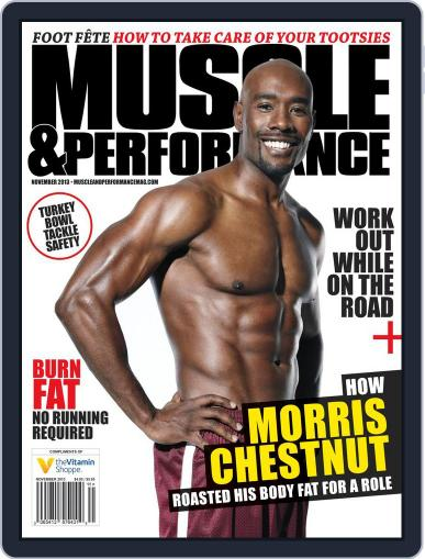 Muscle & Performance October 29th, 2013 Digital Back Issue Cover