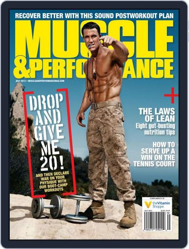 Muscle & Performance June 25th, 2013 Digital Back Issue Cover