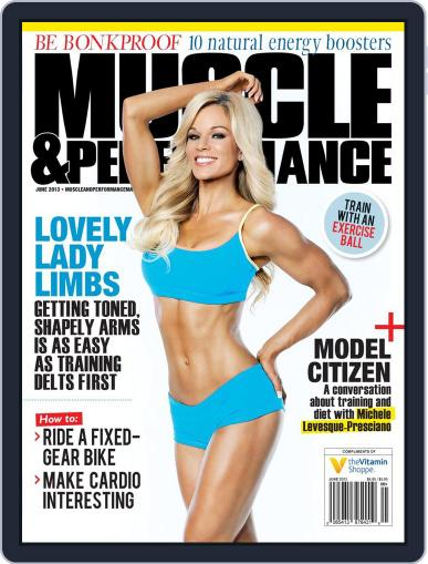 Muscle & Performance May 28th, 2013 Digital Back Issue Cover