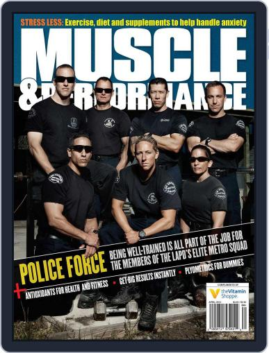 Muscle & Performance March 26th, 2013 Digital Back Issue Cover