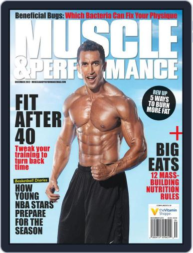 Muscle & Performance December 4th, 2012 Digital Back Issue Cover