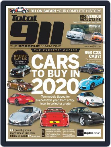 Total 911 March 1st, 2020 Digital Back Issue Cover