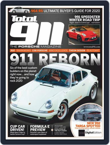 Total 911 January 1st, 2020 Digital Back Issue Cover