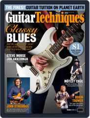 Guitar Techniques (Digital) Subscription January 1st, 2020 Issue