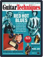 Guitar Techniques (Digital) Subscription December 1st, 2019 Issue
