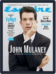 Esquire (Digital) Subscription October 1st, 2019 Issue