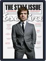 Esquire (Digital) Subscription February 14th, 2014 Issue