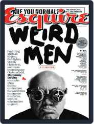 Esquire (Digital) Subscription January 17th, 2014 Issue