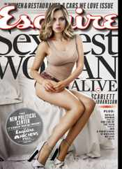 Esquire (Digital) Subscription October 10th, 2013 Issue
