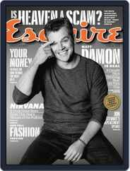Esquire (Digital) Subscription July 4th, 2013 Issue