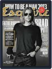 Esquire (Digital) Subscription May 25th, 2013 Issue