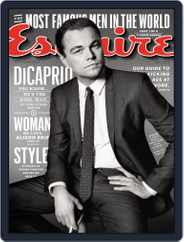 Esquire (Digital) Subscription April 20th, 2013 Issue