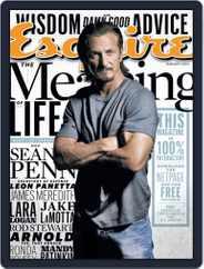 Esquire (Digital) Subscription December 13th, 2012 Issue