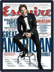 Esquire (Digital) Subscription November 19th, 2012 Issue