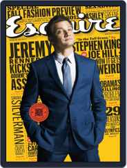 Esquire (Digital) Subscription July 10th, 2012 Issue