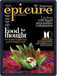 epicure (Digital) Subscription April 1st, 2020 Issue