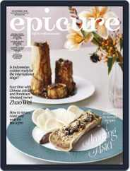 epicure (Digital) Subscription November 1st, 2019 Issue