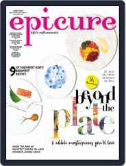 epicure (Digital) Subscription April 1st, 2019 Issue