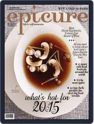epicure (Digital) Subscription January 22nd, 2015 Issue