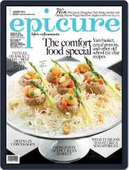 epicure (Digital) Subscription August 1st, 2014 Issue
