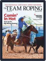 The Team Roping Journal (Digital) Subscription November 1st, 2019 Issue