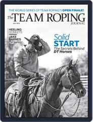 The Team Roping Journal (Digital) Subscription July 1st, 2019 Issue