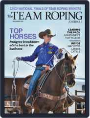 The Team Roping Journal (Digital) Subscription December 1st, 2018 Issue