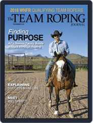 The Team Roping Journal (Digital) Subscription November 1st, 2018 Issue