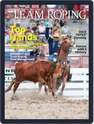 The Team Roping Journal (Digital) Subscription September 1st, 2018 Issue