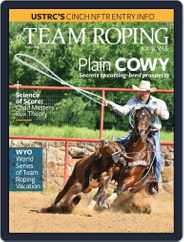 The Team Roping Journal (Digital) Subscription July 1st, 2018 Issue
