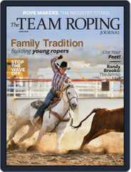 The Team Roping Journal (Digital) Subscription June 1st, 2018 Issue