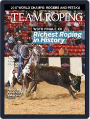 The Team Roping Journal (Digital) Subscription January 1st, 2018 Issue