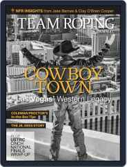 The Team Roping Journal (Digital) Subscription December 1st, 2017 Issue