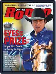 The Team Roping Journal (Digital) Subscription November 5th, 2013 Issue